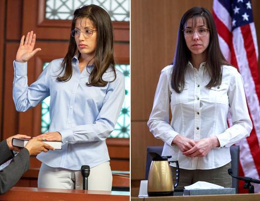 Tania Raymonde Jodi Arias Ass