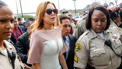 ap lindsay lohan dm 130318 wblog Lindsay Lohan Agrees to Three Months in Rehab