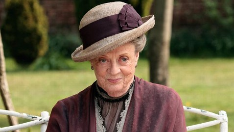 ap maggie smith jef 130215 wblog Maggie Smith: Ive Never Watched Downton Abbey