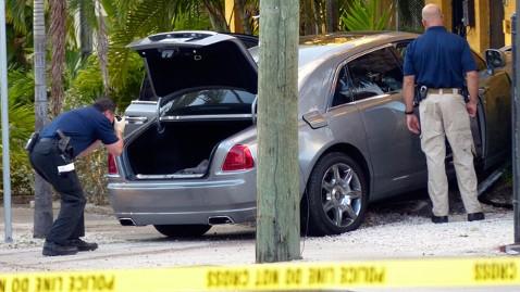 ap rick ross mi 130128 wblog Rapper Rick Ross Target of Drive By Shooting