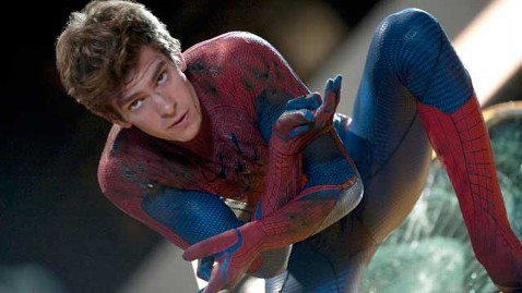 ap spiderman movie scene thg 120705 wblog Amazing Spider Man Sets Tuesday Record with $35 Million Opening