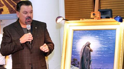 ap thomas kinkade jt 120407 wblog Thomas Kinkade: Painter of Light Dies at 54