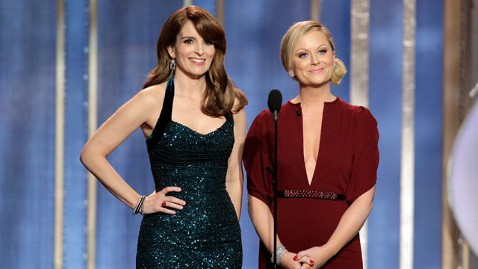 ap tina fey amy poehler tk 130113 wblog Golden Globes 2013: Amy Poehler and Tina Feys Best Moments