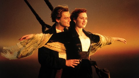ap titanic winslet dicaprio wy 120326 wblog Kate Winslet: Titanic 3 D Was Like Seeing an Old Home Video, Wanted to Make It Stop