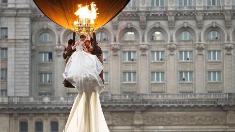 ap wedding train 2 dm 120321 wblog 1.85 Mile Wedding Gown Train Breaks World Record