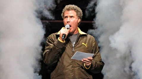 ap will ferrell announces dm 120209 wblog Will Ferrell Announces NBA Starting Lineups