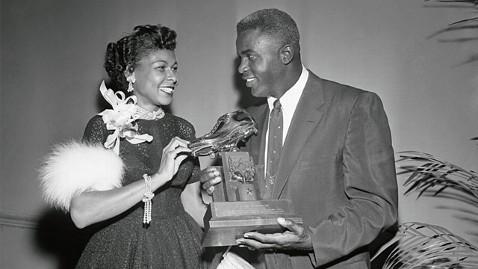 cb jackie rachel robinson ll 130412 wblog POW: Rachel Robinson Preserves Husbands Legacy With Scholarship