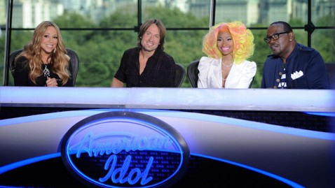 fx american idol judges season 12 thg 130509 wblog Idol Judge House Cleaning Near: Report