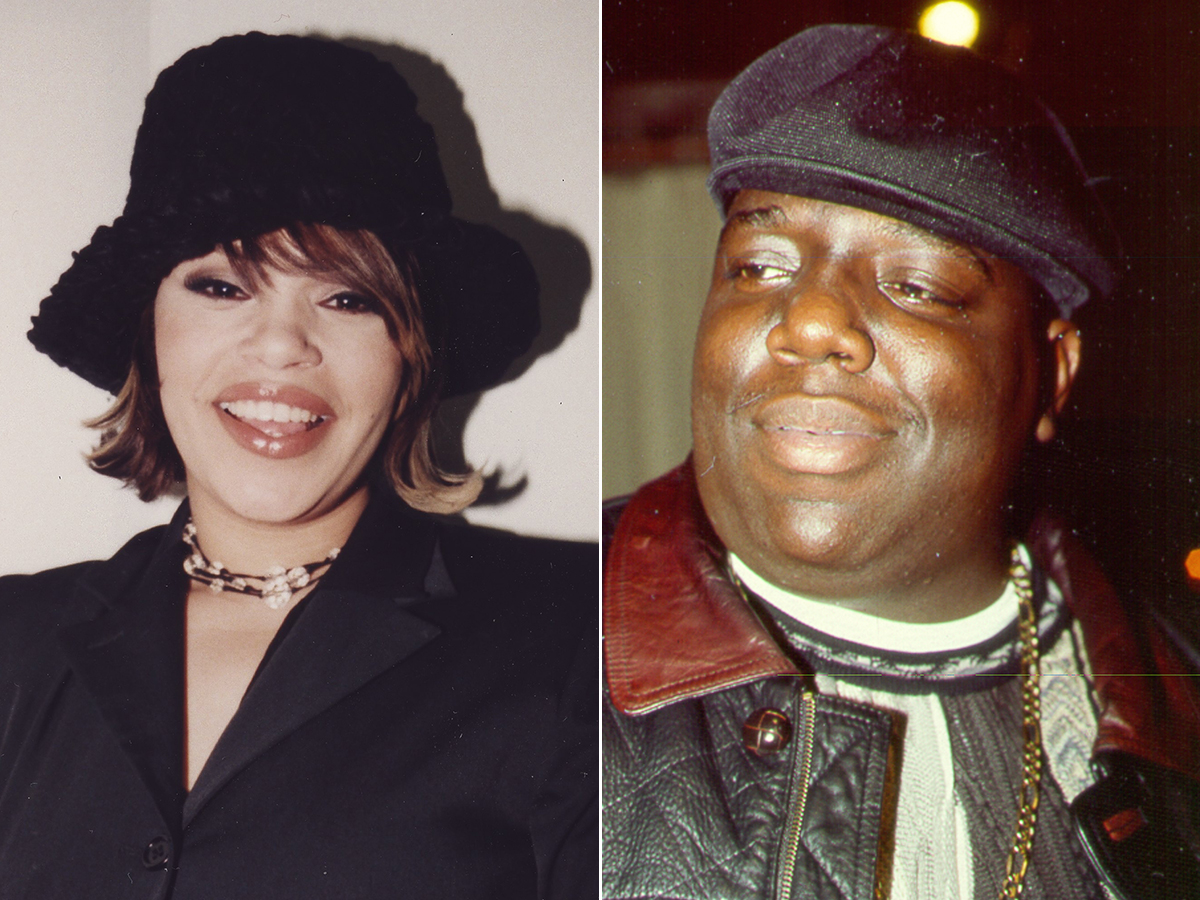 Faith Evans on Notorious BIG and Lil Kim  YouTube