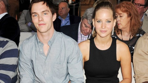 gty Jennifer Lawrence Nicholas Hoult couple thg 130501 wblog Jennifer Lawrence, Nicholas Hoult Back Together?