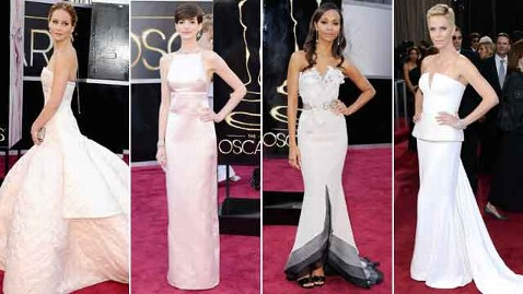 gty academy white split kb 130224 wblog Oscars 2013: Academy Awards Live Updates