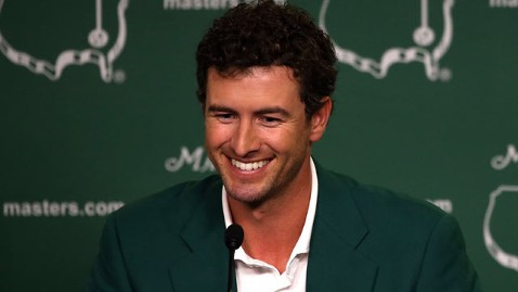gty adam scott jef 130418 wblog Sorry Ladies, Adam Scott Has Girlfriend