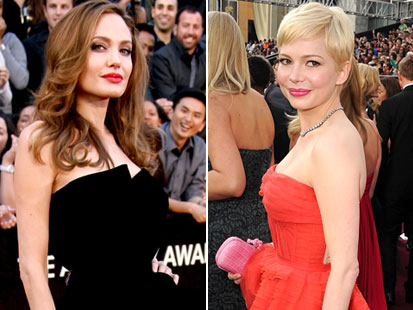 gty angelina jolie michelle williams nt 120229 main Oscars Red Carpet Looks for Less!