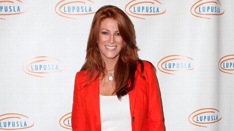 gty angie everhart mi 130513 wblog Angie Everhart Diagnosed With Thyroid Cancer