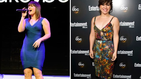 Kelly Clarkson S Weight Loss Still Touchy Subject For Pop Sensation Abc News