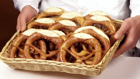 gty basket pretzels thg 130424 wblog Free Pretzels for National Pretzel Day
