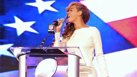 gty beyonce ll 130131 wblog Beyonce Admits to Singing With Pre Recorded Track at Inauguration