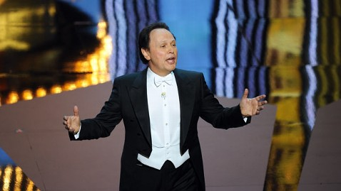 gty billy crystal stage tk 120226 wblog Oscars Host Billy Crystal Panned for Being Past His Prime