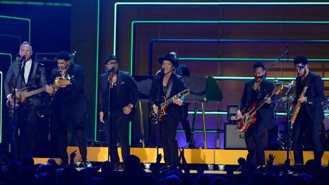 gty bob marley tribute bruno mars sting lpl 130210 wblog Grammys 2013 Live Updates
