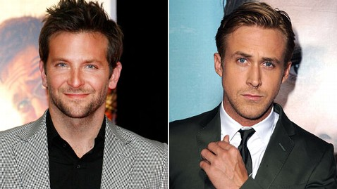 gty bradley cooper gosling jp 111117 wblog Ryan Gosling Fans Fight Sexiest Man Alive Snub