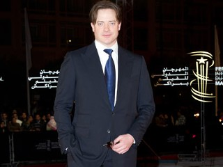 PHOTO: Brendan Fraser attends the 'When The Night' Red Carpet Premiere during Marrakech International Film Festival 2011, Dec.6, 2011 in Marrakech, Morocco.