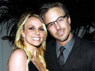 PHOTO: Britney Spears and Jason Trawick attend Clive Davis And The Recording Academy's 2012 Pre-GRAMMY Gala, Feb. 11, 2012 in Beverly Hills, California.