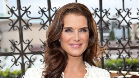 gty brooke shields ll 130218 wblog Brooke Shields on How She Stayed Grounded as a Child Star