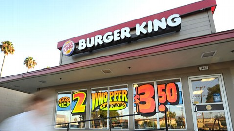 Burger King Tests Out Delivery - ABC News