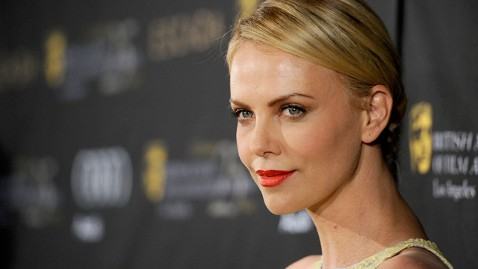 gty charlize theron tk 120314 wblog Charlize Theron Recalls Childhood with No Teeth