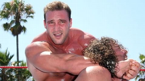 gty chris masters dm 130321 wblog Wrestler Chris Masters Went Into Hero Mode to Save Mom
