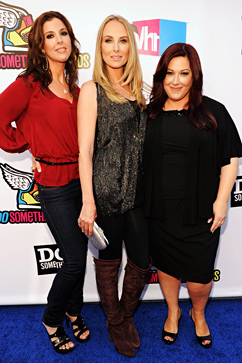 gty chynna phillips wendy carnie wilson ll 120405 vblog Wilson Phillips Talks New Album and Reality Show