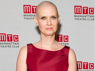 "PHOTO: Cynthia Nixon attends the opening night after party for ""Wit"" at the B.B. King Blues Club & Grill on Jan. 26, 2012 in New York City."