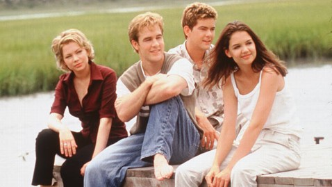 gty dawsons creek cc 111108 wblog Katie Holmes Open to Dawsons Creek Reunion