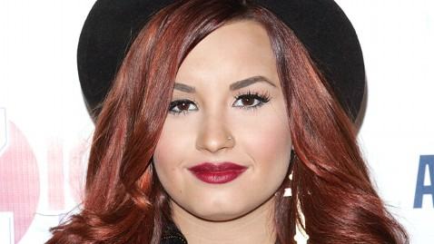 gty demi lovato dm 120307 wblog Demi Lovato, Miley Cyrus in the Mix to Judge X Factor?