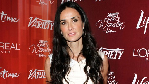 gty demi moore 2 jt 120127 wblog Report: Demi Moore Out of Rehab