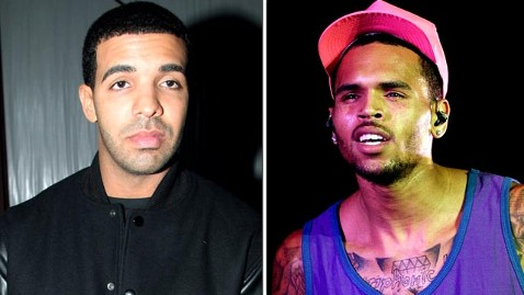 gty drake chris brown jef 120618 wblog Chris Brown, Drake Brawl: Rapper Meek Mill Speaks Out
