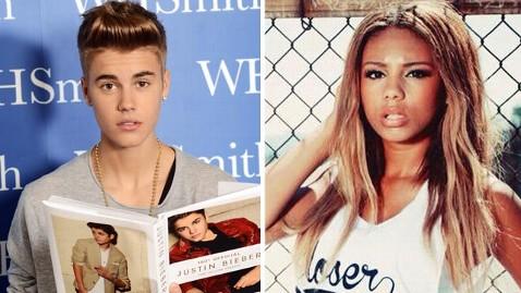 gty ht justin bieber ella paige roberts clarke jef 130226 wblog Teen British Singer Denies Justin Bieber Relationship