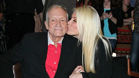 gty hugh hefner crystal harris ll 121203 wblog Hugh Hefner, Crystal Harris Wedding Back On?