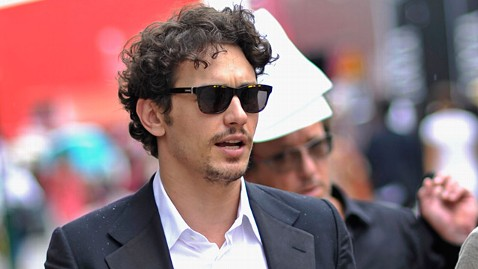gty james franco ll 111219 wblog Professor Fired After Giving James Franco a D, Suit Says