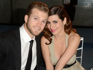PHOTO: Cutter Dykstra and actress Jamie-Lynn Sigler attend The Art of Elysium's 6th Annual HEAVEN Gala presented by Audi at 2nd Street Tunnel, Jan. 12, 2013 in Los Angeles.