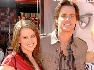 "PHOTO: Jane Carrey, and actor Jim Carrey attend the premiere of 20th Century Fox's ""Horton Hears A Who"" at the Mann Village, Westwood, CA., March 8, 2008."