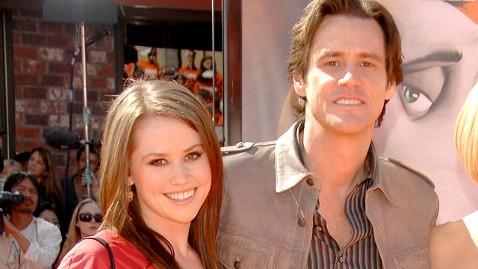 gty jane Carrey jim Carrey thg 120123 wblog Jim Carreys Daughter: Next American Idol?