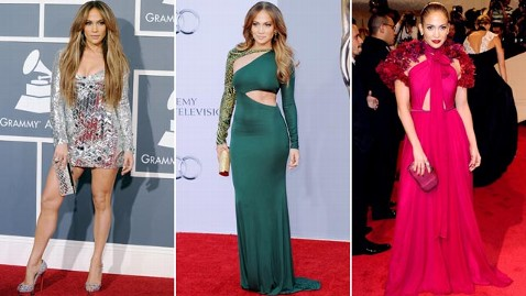 gty jennifer lopez grammys bafta met gala cc 111129 wblog VOTE: Who Ruled the Red Carpet in 2011?