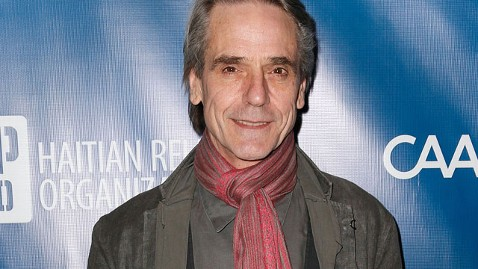 gty jeremy irons thg 130405 wblog Jeremy Irons Worries Gay Marriage Will Encourage Incest