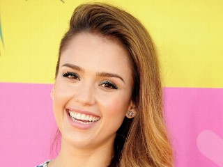 PHOTO: Jessica Alba arrives at the Nickelodeon's 26th Annual Kids' Choice Awards at USC Galen Center, March 23, 2013 in Los Angeles, Calif.