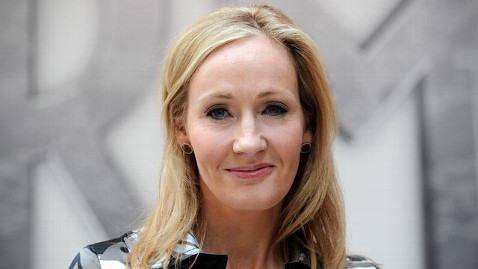 gty jk rowling jp 120412 wblog J.K. Rowling Announces Release of New Book