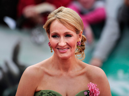 gty jk rowling jt 120223 main J.K. Rowling to Write New Book for Adults