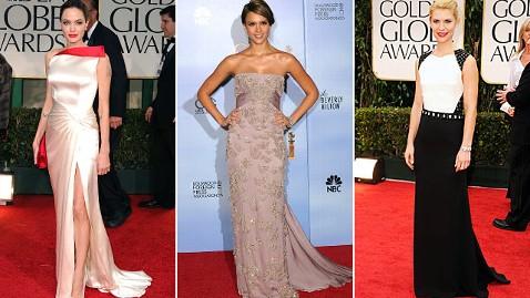 gty jolie alba danes jp 120120 wblog Golden Globes Red Carpet Looks Transformed for Everyday