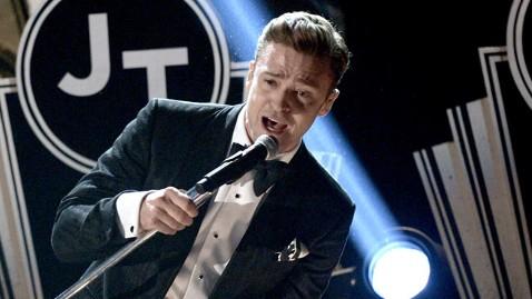 gty justin timberlake grammys performance lpl 130210 wblog Grammys 2013 Live Updates