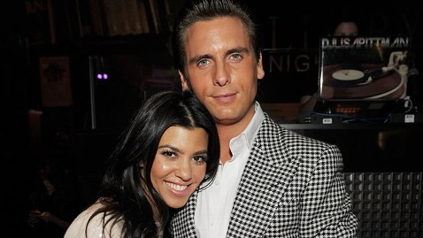 gty kardashian disick jp 113011 wblog Kourtney Kardashian Pregnant With Second Child